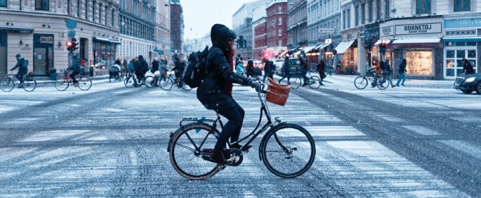 knieklachten fietsen