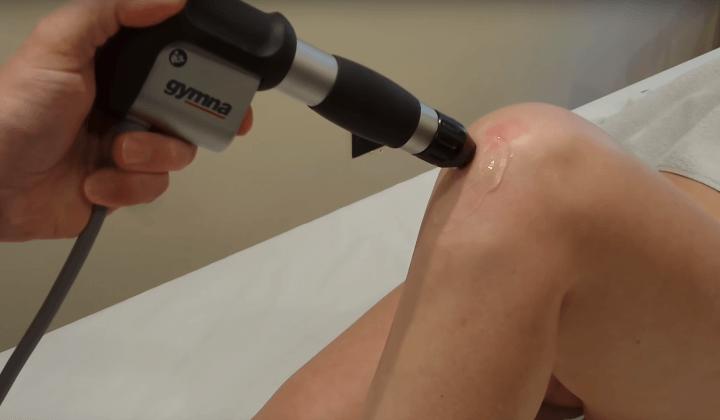 Shockwave behandeling knieklachten